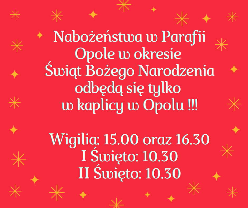 Czerwony i Złoty Życzenia Bożonarodzeniowe Post na Facebooku (1)